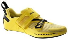 Scarpe triathlon Mavic Cosmic Ultimate Tri Yellow Mavicblackyellow Mavic
