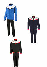 New Puma Kids Boys BTS Polyester Suit Tracksuit Set Zipped Top And Pants Bottoms