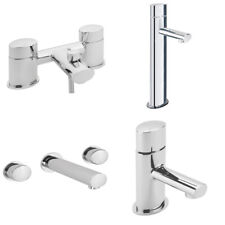 SAGITTARIUS OVETA BATHROOM TAPS CHROME MIXER BASIN BATH SHOWER FILLER SINK LEVER