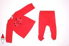 COMPLETO LEGGINGS BAMBINA GYMP ROSSO A/I