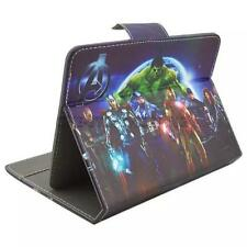 """Universal PU Leather Case Cover For Most 9"""" 9.7"""" 10"""" 10.1""""Tablet PC The Avengers"""