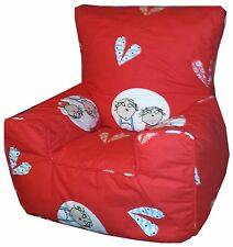Charlie and Lola Children & Toddler Bean Bags, Bean Chairs Kids Beanbag Sofa's