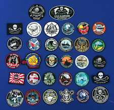 Sea Shepherd Campaign Patches Logo's £5 each