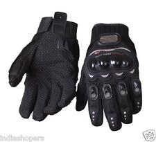 Pro biker Gloves - Bike / Motorcycle / Cycle Riding Gloves - Biker Gloves