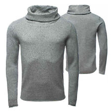 Jack & Jones jjorTORONTO KNIT HIGH NECK Pullover Herren Strickpullover Baumwolle