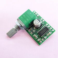 2 * 3W PAM8403 Class D Mini Digital Amplifier Board Stereo Module USB Power E75