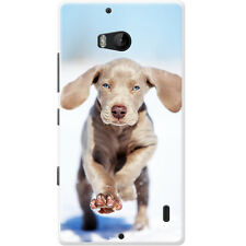 Weimaraner Vorstehhund Grey Ghost Dog Hard Case For Nokia Lumia 930