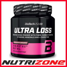 BioTech USA ULTRA LOSS Low Calorie Diet Drink Meal Replacement Shake Vitamins