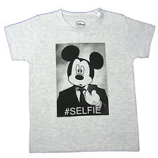 LITTLE ELEVEN PARIS T-Shirt  Mickey Selfie 98 104 116 122 128 134 140 152