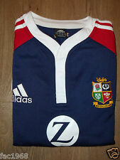 British and Irish Lions New Zealand Tour 2005 Rugby Shirt Jersey Zurich New