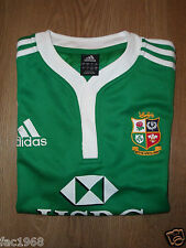 British and Irish Lions South Africa Tour 2009 Green Rugby Shirt Jersey HSBC