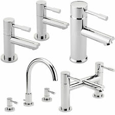 SAGITTARIUS BOSTON BATHROOM TAP CHROME MIXER BASIN BATH SHOWER FILLER SINK LEVER