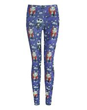 Official Nightmare Before Christmas Jack And Sally Leggings