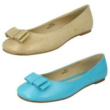 Mujer Spot On Zapato Plano The Style - f8439