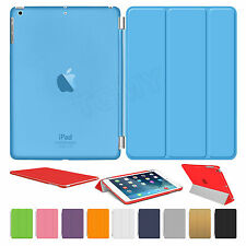 Smart Sleep/Wake Magnetic Leather Case Cover For APPLE iPad Air 6 5 4 3 2 Mini