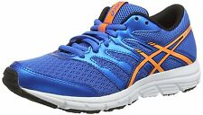 asics Gel Zaraca 4 GS C570N Laufschuh Kinder blue/orange *UVP 49,95