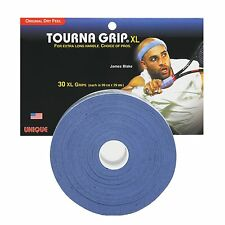 Tourna Grip Original XL Blue - 30 Pack Overgrips Tennis Badminton