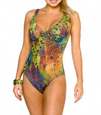 Kiniki Amalfi Tan Through Support Top Swimsuit