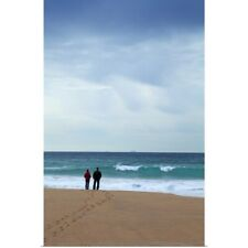 Poster Print Wall Art entitled Coumeenoole Beach at Slea Head, Dingle Peninsula,