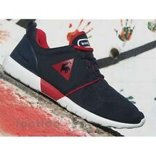 Scarpe Le Coq Sportif Dynacomf Text 1521076 Moda Uomo Navy Red fashion casual