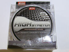 Filo SUPERFLUOROCARBON ASSO HIGH STRETCH 50 Metri - Invisible Fluorocarbon