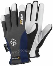 TEGERA 295 3M Thinsulate 40g Winter Lined Leather Palm Gloves Waterproof