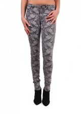 "Vila Damen Hose CLEAVE PRINTED LEGGINS"" brushed nickel"""