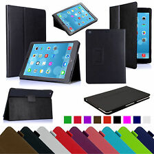 Smart Magnetic PU Leather Folio Case Cover For Apple iPad Mini 1, Mini 2,Mini3