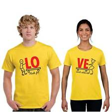 Giftsmate Made for Love Men Women Drifit Couple t-shirts, Love Gifts