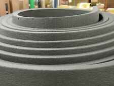 """1/4"""" Closed Cell Foam High Density Auto Upholstery Crafts 28""""w x 1 Yard Long"""