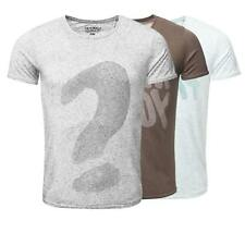 Jack & Jones T-Shirt jjorWATE TEE SS CREW NECK Herren Slim Fit Freizeitshirt