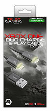 BRAND NEW TRUST 20432 GXT221 XBOX ONE 3.5M DUO CHARGE CABLE FOR 2 CONTROLLERS