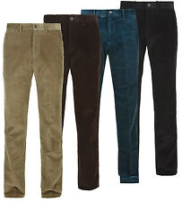Marks & Spencer Mens Pure Cotton Classic Corduroy Trousers New M&S Cord Pants