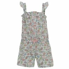 Sanrio ** Hello Kitty ** Jumpsuit Playsuit Sommer Overall Anzug Gr. 110/116
