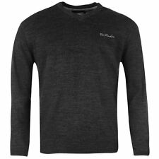 Sweat Pull Col V Homme PIERRE CARDIN Taille S (Correspond à du M) Neuf