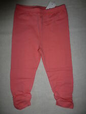 Baby GAP Pink Ruched Capri Leggings Pant NWT 2T