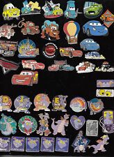 14 Disney Pin Pins , Walt Disney World , Disneyland AUSSUCHEN: CARS, FIGMENT