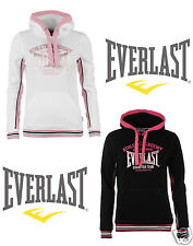 SWEAT-SHIRT EVERLAST FEMME CAPUCHE DOUBLURE POLAIRE