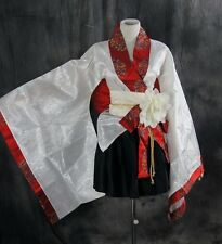 a-071 WA QI LOLITA Japan KIMONO Cosplay Kostüm costume dress Kleid nach Maß