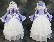 a-062 CHOBITS CHI Cosplay Kostüm Gothic LOLITA Abend-Kleid costume dress n. Maß
