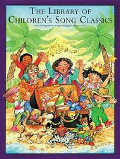 The Library of Piano Series, Children & Christmas Song Books Piano Sheet Music,