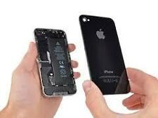 IBACK GLASS PLATE OR PANEL/DOOR FOR IPHONE 4G & 4S ( BLACK / WHITE )