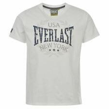 T-Shirt Col V Homme EVERLAST Taille S (Correspond à du M) Neuf