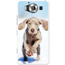 Weimaraner Vorstehhund Grey Ghost Dog Hard Case For Microsoft Lumia 950
