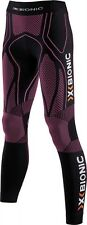 X-BIONIC RUNNING THE TRICK Pants Long Lady Black-Pink
