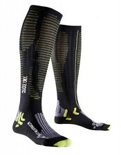 X-Bionic Accumulator Socks Man Competiton Black-Acid Green
