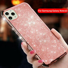 Luxury Diamond Slim Soft Silicone Case Cover For iPhone 11 Pro Max X XS 7 8 Plus