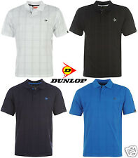 POLO DUNLOP HOMME QUADRI STYLE GOLF