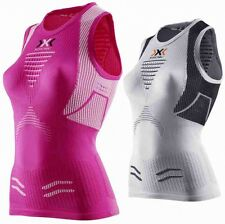 X-Bionic Running THE TRICK Singlet Lady