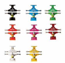 "Ridge 3"" Ejes para 22"" Mini Cruiser Skate Skateboard en aluminio en 11 colores"
